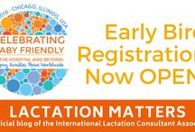 2016 Annual Conference and General Meeting / Please join us at #ILCA16, the annual conference and general meeting of the International Lactation Consultant Association.  http://www.ilca.org/ilca16