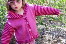 Knitting for Kiddos / Fun knits for the Kiddies in your life.