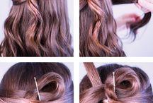 Gemma hair
