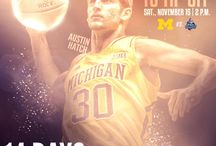 Countdown to Tip-Off / Countdown to the 2014-15 Michigan Wolverines Men's Basketball Season  / by Michigan Athletics