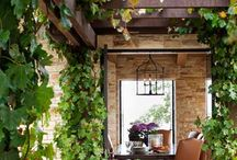 country homes ideas