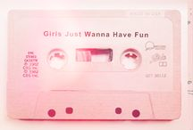 Glam Girls / Girls just wanna have fun