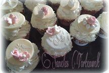 Vintage cupcakes / Vintage cupcake