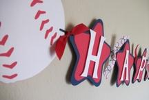 Baseball  / by Chrystal Kimple Allison