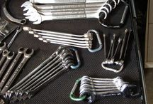 Motorcycle Garage Tools / Must have ..