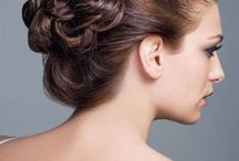 Beauty ideas and tips  / Updo for wedding  / by Amy Moran