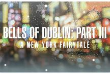 """""""Bells of Dublin III:  A New York Fairytale"""" - 2016 Season - December 7 - 18, 2016 / The Bells of Dublin pub will be closed for the holidays as Paddy Bell and his family take a trip to the Big Apple for Christmas.  A very special and original holiday production for the whole family, written and directed by Ivoryton Playhouse Executive Director Jacqueline Hubbard."""
