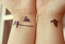 tattoos / by Valarie Holm