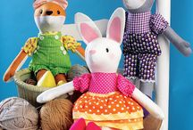 Craft Patterns / Sewing patterns to make all sorts of cute craft projects. / by The McCall Pattern Company