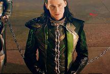 Loki/Tom Hiddles.