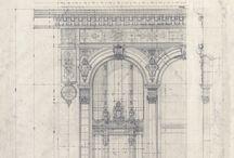 disegni di Architettura