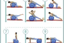 fitball exercises