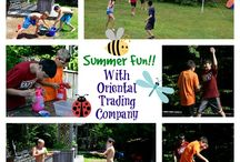 Summer Party Ideas / by Moms Own Words