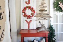 Home @ Christmas
