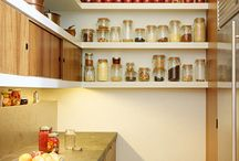 Mason Jar Maven and Canner's Pantries / A gathering for fun, functional pantry spaces we love!