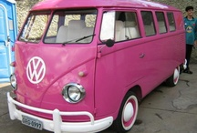 VW BUSES! (I WANT ONE!) / Ideas for when i purchase a VW BUS! / by Arika Clark