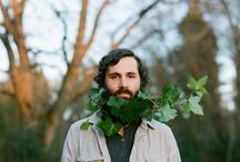 Fragrant Flower Beards / #flowerbeard