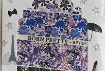 Born Pretty Store - Water Decals BPY39