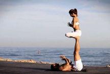 Acro Yoga,Yoga
