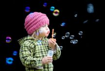 Bubbles! / Celebrate National Bubble Week the second week of March!