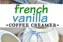 Coffee / Coffee creams