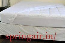 Mattress in india /   The top mattress brands in India design their products in accordance with the requirements of their customers. We know requirement of the customers. At see more  http://springair.in/