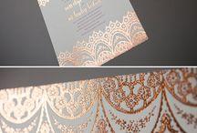 Wedding Invitations & Stationary