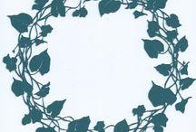 Floral Papercut