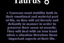 My zodiac. (Taurus/ Gemini cusp) / by Ezri B