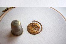 chloe giordano / haft płaski