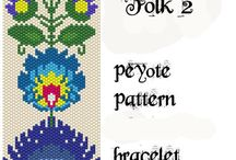 Peyote patterns