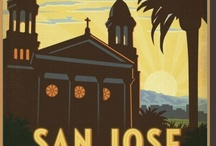 Bay Area Cities / by Erin Bashaw