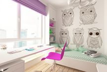 Matylda's room