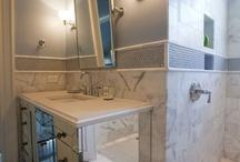 Inspiring Bathrooms..... Cuz it's what I do :) I love my job! / by Heather Goff
