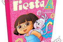 Cuadernos Dora La Exploradora / Línea Escolar Primavera Regresa a Clases con TODO