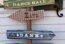 décor ranch