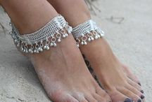 Jewelry - Anklets & Armpits