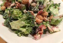 Bagvrks salater / Sprøde salater fra min blog, Bagvrk.dk