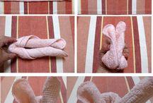 handdoek poppetjes
