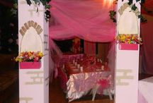 Anita grand daughters princess party