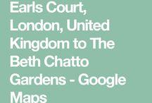 Gardens in UK
