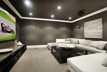 Theatre room ideas