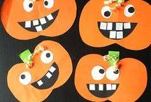 Halloween art attack