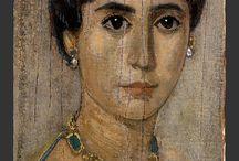 Retratos romanos de Fayun