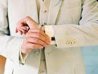 Vőlegény öltöny // Groom's suit / Egy gyönyörű menyasszony fényét csak emelni tudja, ha a vőlegény is divatosan, elegánsan és nagyszerűen van felöltözve. Itt a legextrémebbtől a legmodernebb darabokig mindent megtalálsz! // #beautiful #bride #groom #suit #elegant #extreme #modern