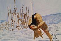 Bachmors / Bachmors paintings http://capimans.com