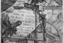 Giovanni Battista Piranesi / Dávná města