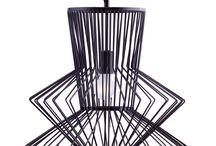 Luxe Lighting / Contemporary, Modern Lighting.  / by Zuri Furniture