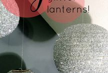 Glitz and Glam Party Deco