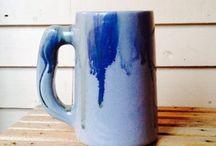 Coiteux Ceramics vintage pottery / Quebec pottery Coiteux Vintage family ceramics